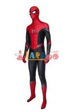 画像3: スパイダーマン:ファー・フロム・ホーム Spider-Man: Far From Home 2019 ピーター・パーカー ジャンプスーツ コスプレ衣装  コスチューム ハロウィン cosplay (3)