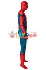 画像4: シビル・ウォー/キャプテン・アメリカ スパイダーマン ピーター・パーカー Spider-Man ジャンプスーツ コスプレ衣装 ハロウィン コスチューム cosplay (4)