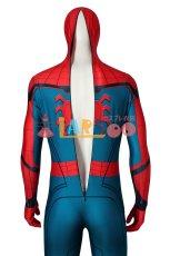 画像6: シビル・ウォー/キャプテン・アメリカ スパイダーマン ピーター・パーカー Spider-Man ジャンプスーツ コスプレ衣装 ハロウィン コスチューム cosplay (6)