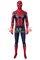 画像2: スパイダーマン:ファー・フロム・ホーム アイアン・スパイダー スパイダーマン Iron Spider ジャンプスーツ コスプレ衣装  映画 コスチューム ハロウィン cosplay (2)