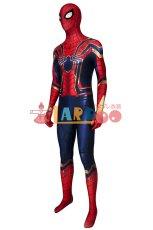 画像3: スパイダーマン:ファー・フロム・ホーム アイアン・スパイダー スパイダーマン Iron Spider ジャンプスーツ コスプレ衣装  映画 コスチューム ハロウィン cosplay (3)