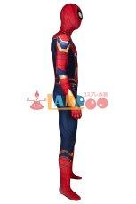 画像4: スパイダーマン:ファー・フロム・ホーム アイアン・スパイダー スパイダーマン Iron Spider ジャンプスーツ コスプレ衣装  映画 コスチューム ハロウィン cosplay (4)