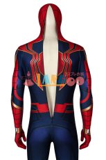 画像6: スパイダーマン:ファー・フロム・ホーム アイアン・スパイダー スパイダーマン Iron Spider ジャンプスーツ コスプレ衣装  映画 コスチューム ハロウィン cosplay (6)