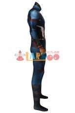 画像3: アベンジャーズ/インフィニティ・ウォー キャプテン・アメリカ スティーブ・ロジャース ジャンプスーツ コスプレ衣装  映画 コスチューム ハロウィン cosplay (3)