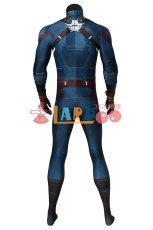 画像5: アベンジャーズ/インフィニティ・ウォー キャプテン・アメリカ スティーブ・ロジャース ジャンプスーツ コスプレ衣装  映画 コスチューム ハロウィン cosplay (5)