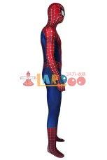 画像4: スパイダーマン トビー・マグワイア版 Tobey Maguire version コスプレ衣装  コスチューム ハロウィン cosplay (4)