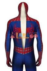 画像6: スパイダーマン トビー・マグワイア版 Tobey Maguire version コスプレ衣装  コスチューム ハロウィン cosplay (6)