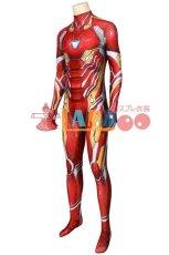 画像5: アベンジャーズ3&4 アイアンマン トニースターク ナノコンバットスーツ ジャンプスーツ コスプレ衣装  コスチューム cosplay (5)