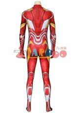 画像7: アベンジャーズ3&4 アイアンマン トニースターク ナノコンバットスーツ ジャンプスーツ コスプレ衣装  コスチューム cosplay (7)