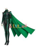 画像3: マイティ・ソー バトルロイヤル ヘラ THOR 3 Ragnarok Trailer Hela ジャンプスーツ コスプレ衣装  コスチューム cosplay (3)