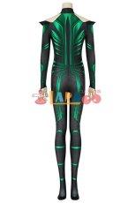 画像7: マイティ・ソー バトルロイヤル ヘラ THOR 3 Ragnarok Trailer Hela ジャンプスーツ コスプレ衣装  コスチューム cosplay (7)