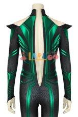 画像8: マイティ・ソー バトルロイヤル ヘラ THOR 3 Ragnarok Trailer Hela ジャンプスーツ コスプレ衣装  コスチューム cosplay (8)