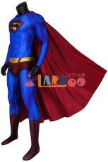 画像3: スーパーマン リターンズ クラーク・ケント/スーパーマン Superman Returns Superman Clark Kent ジャンプスーツコスプレ衣装 コスチューム cosplay (3)
