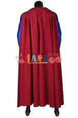 画像5: スーパーマン リターンズ クラーク・ケント/スーパーマン Superman Returns Superman Clark Kent ジャンプスーツコスプレ衣装 コスチューム cosplay (5)