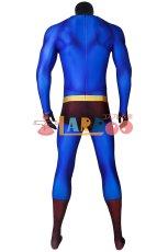 画像7: スーパーマン リターンズ クラーク・ケント/スーパーマン Superman Returns Superman Clark Kent ジャンプスーツコスプレ衣装 コスチューム cosplay (7)