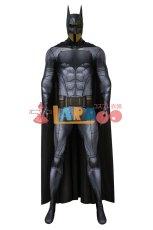 画像2: ジャスティス リーグ バットマン ブルース ウェイン Justice League Batman ジャンプスーツ コスプレ衣装  コスチューム cosplay (2)
