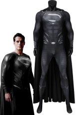 画像1: ジャスティス リーグ クラーク ケント/スーパーマン Justice League Clark Kent Superman ジャンプスーツコスプレ衣装 コスチューム cosplay (1)