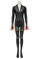 画像5: ブラック・ウィドウ ナターシャ・ロマノフ Black Widow Natasha Romanoff Black suit ジャンプスーツ コスプレ衣装  コスチューム cosplay (5)