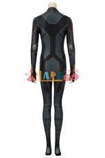 画像6: ブラック・ウィドウ ナターシャ・ロマノフ Black Widow Natasha Romanoff Black suit ジャンプスーツ コスプレ衣装  コスチューム cosplay (6)