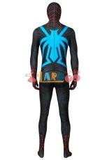 画像4: PS4 スパイダーマン 全身タイツスーツ Marvel's Spider-man Secret War suit ジャンプスーツ コスプレ衣装 ゲーム コスチューム ハロウィン cosplay (4)