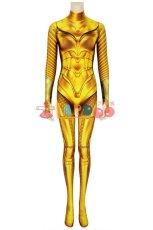 画像2: ワンダーウーマン 1984 ダイアナ・プリンス ゴールドアーマー Wonder Woman 1984 WW84 Diana Prince GOLDEN ARMOR ジャンプスーツ コスプレ衣装  コスチューム cosplay (2)