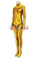 画像3: ワンダーウーマン 1984 ダイアナ・プリンス ゴールドアーマー Wonder Woman 1984 WW84 Diana Prince GOLDEN ARMOR ジャンプスーツ コスプレ衣装  コスチューム cosplay (3)