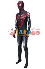 画像3: スパイダーマン マイルス・モラレス Spider-Man Miles Morales ジャンプスーツ コスプレ衣装  コスチューム cosplay (3)