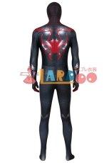 画像5: スパイダーマン マイルス・モラレス Spider-Man Miles Morales ジャンプスーツ コスプレ衣装  コスチューム cosplay (5)