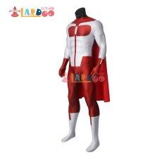 画像3: インヴィンシブル Invincible  オムニマン ノーラン・グレイソン Omni-Man 無敵のヒーロー   ジャンプスーツ コスプレ衣装 コスチューム コスプレ衣装 (3)