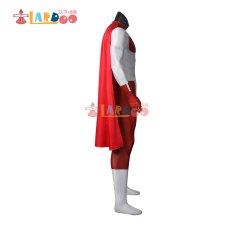 画像5: インヴィンシブル Invincible  オムニマン ノーラン・グレイソン Omni-Man 無敵のヒーロー   ジャンプスーツ コスプレ衣装 コスチューム コスプレ衣装 (5)