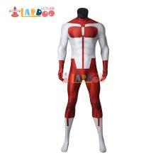 画像7: インヴィンシブル Invincible  オムニマン ノーラン・グレイソン Omni-Man 無敵のヒーロー   ジャンプスーツ コスプレ衣装 コスチューム コスプレ衣装 (7)