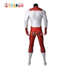 画像8: インヴィンシブル Invincible  オムニマン ノーラン・グレイソン Omni-Man 無敵のヒーロー   ジャンプスーツ コスプレ衣装 コスチューム コスプレ衣装 (8)