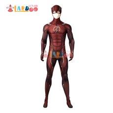 画像2: インジャスティス2  Injustice 2 フラッシュ THE FLASH ジャンプスーツ コスプレ衣装  コスチューム cosplay (2)