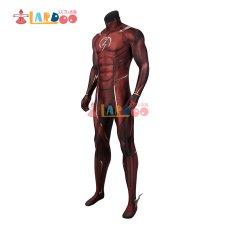 画像4: インジャスティス2  Injustice 2 フラッシュ THE FLASH ジャンプスーツ コスプレ衣装  コスチューム cosplay (4)