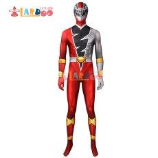 画像2: 騎士竜戦隊リュウソウジャー  勇猛の騎士 リュウソウレッド   ジャンプスーツ コスプレ衣装 コスチューム コスプレ衣装 (2)