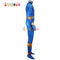 画像4: 騎士竜戦隊リュウソウジャー  叡智の騎士 リュウソウブルー   ジャンプスーツ コスプレ衣装 コスチューム コスプレ衣装 (4)