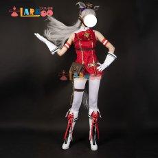 画像1: ウマ娘 プリティーダービー ゴールドシップ ゴルシ 勝負服 コスプレ衣装 コスチューム cosplay (1)