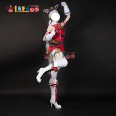 画像2: ウマ娘 プリティーダービー ゴールドシップ ゴルシ 勝負服 コスプレ衣装 コスチューム cosplay (2)