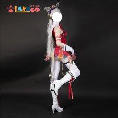 画像3: ウマ娘 プリティーダービー ゴールドシップ ゴルシ 勝負服 コスプレ衣装 コスチューム cosplay (3)