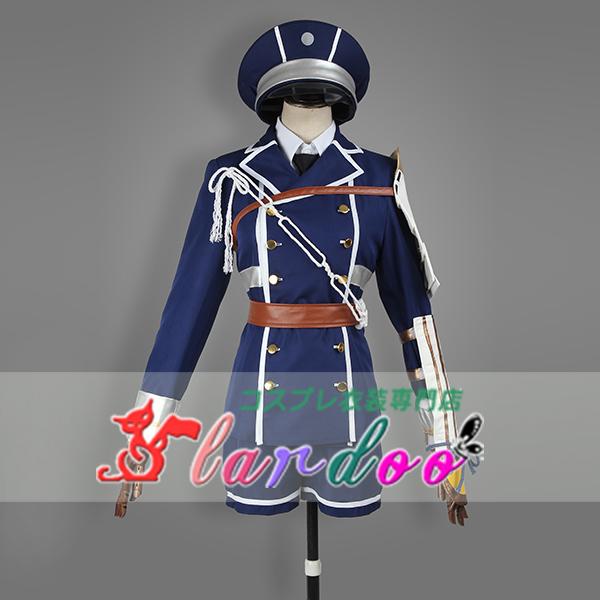 画像1: とうらぶ 刀剣乱舞 平野藤四郎 コスプレ衣装 アニメ コスプレ コスチューム ゲーム cosplay (1)