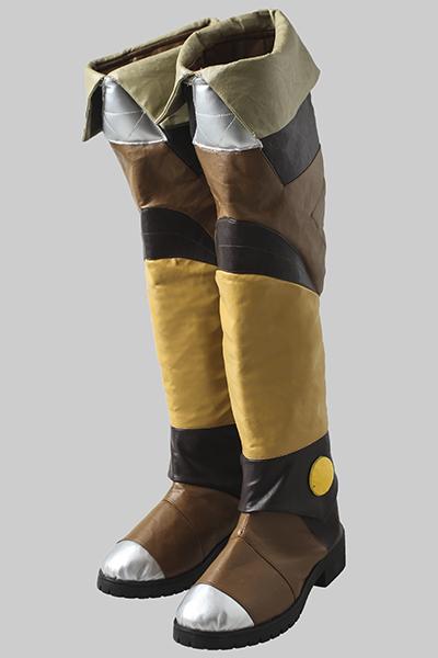 画像1: ゼルダの伝説 ブレス オブ ザ ワイルド ゼルダ姫 ブーツのみ コスプレ衣装 アニメ コスプレ コスチューム ゲーム cosplay (1)