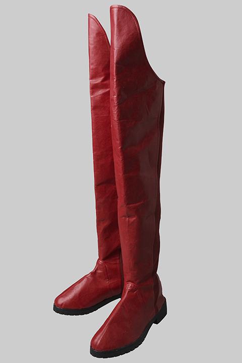画像1: スーパーガール カーラ ダンバース/カーラ ゾー=エル ブーツのみ コスプレ衣装 アニメ コスプレ コスチューム ゲーム cosplay (1)