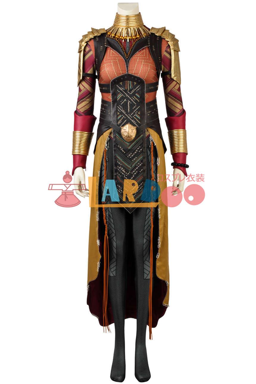 画像1: ブラックパンサー   Black Panther   オコエ コスプレ衣装 アニメ コスプレ コスチューム ゲーム cosplay (1)