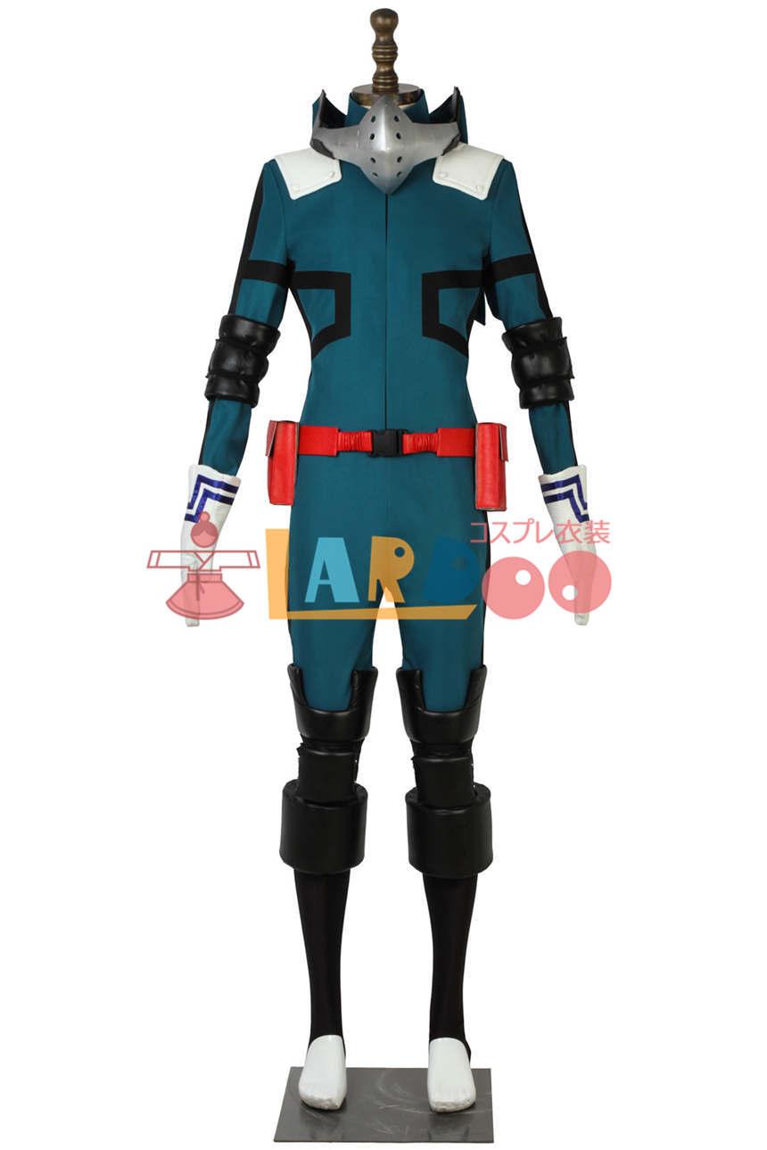 画像1: 僕のヒーローアカデミア  ヒロアカ  緑谷出久 デク コスプレ衣装 アニメ コスプレ コスチューム ゲーム cosplay (1)