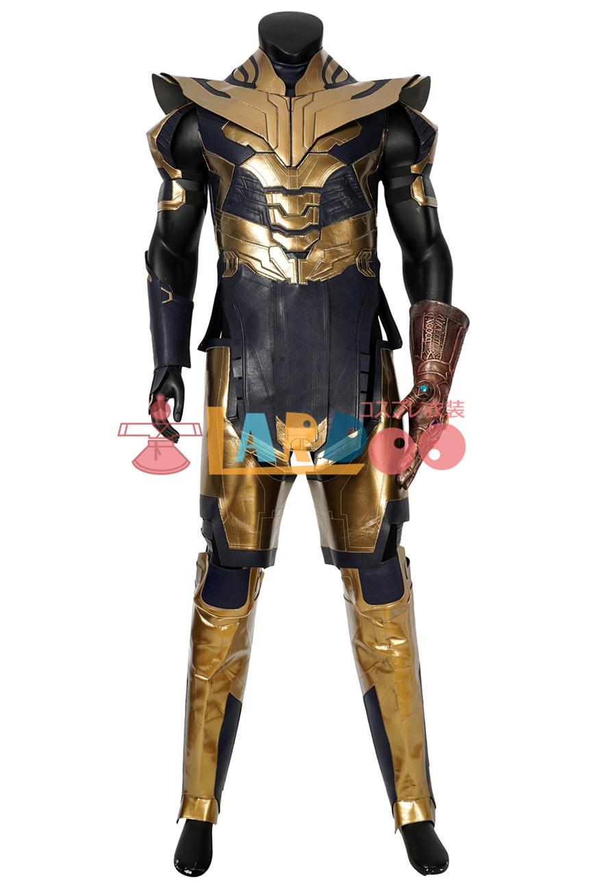 画像1: アベンジャーズ/エンドゲーム サノス Avengers4: Endgame Thanos コスプレ衣装  映画 コスチューム cosplay (1)