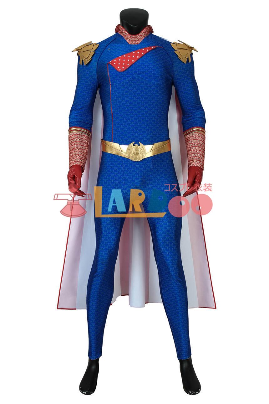 画像1: ザ・ボーイズ シーズン1 セブン ホームランダー The Boys Season 1 The Homelander コスプレ衣装 コスチューム cosplay (1)