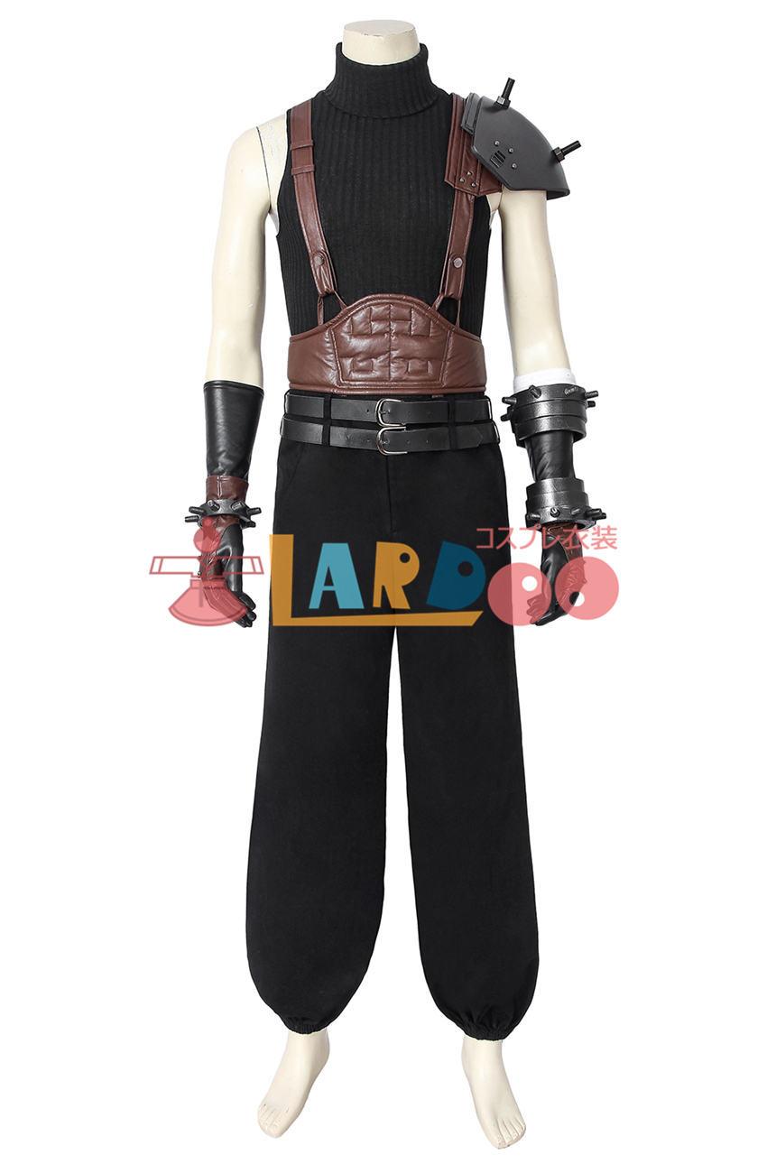画像1: ファイナルファンタジーVII クラウド・ストライフ FINAL FANTASY VII FFVII FF7 Cloud Strife コスプレ衣装 コスチューム ゲーム cosplay (1)