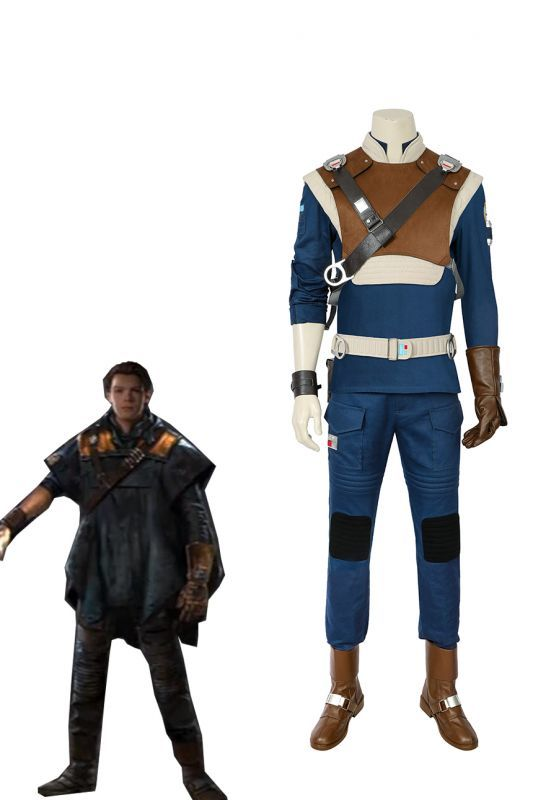 画像1: スター・ウォーズ ジェダイ:フォールン・オーダー カル・ケスティス Star Wars Jedi: Fallen Order コスプレ衣装 コスチューム cosplay (1)
