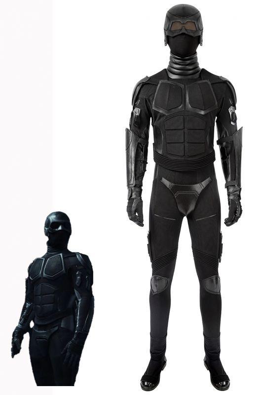 画像1: ザ・ボーイズ ブラック・ノワール The Boys  black noir コスプレ衣装 コスチューム cosplay (1)