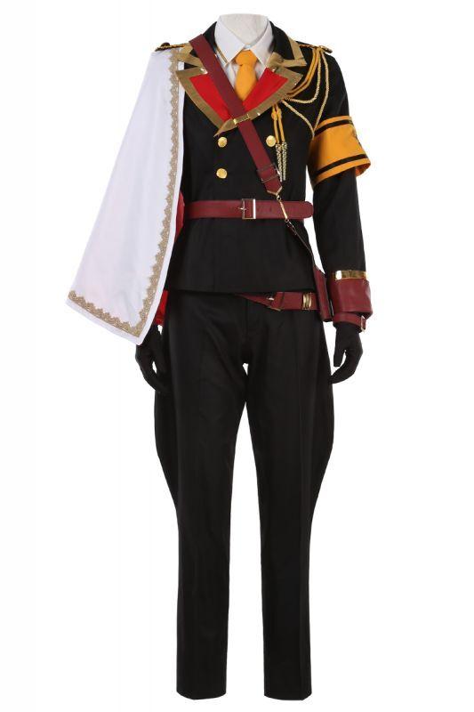 画像1: 魔法使いの約束 まほやく 中央の国 カイン コスプレ衣装 コスチューム cosplay (1)